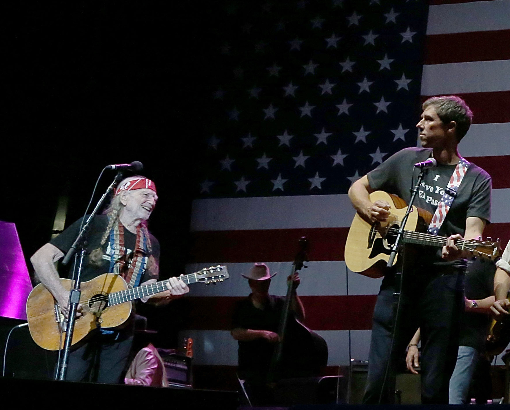 Willie Nelson Will Headline a Rally for Beto O?Rourke