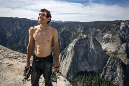 Climber Alex Honnold on Filming 'Free Solo' – Rolling Stone