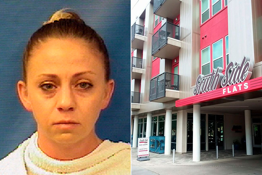 Image result for Officer Amber Guyger