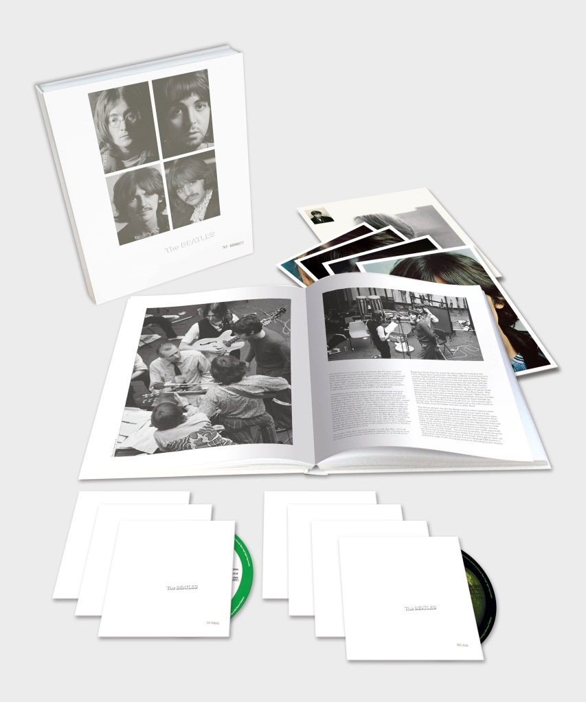 beatles white album box