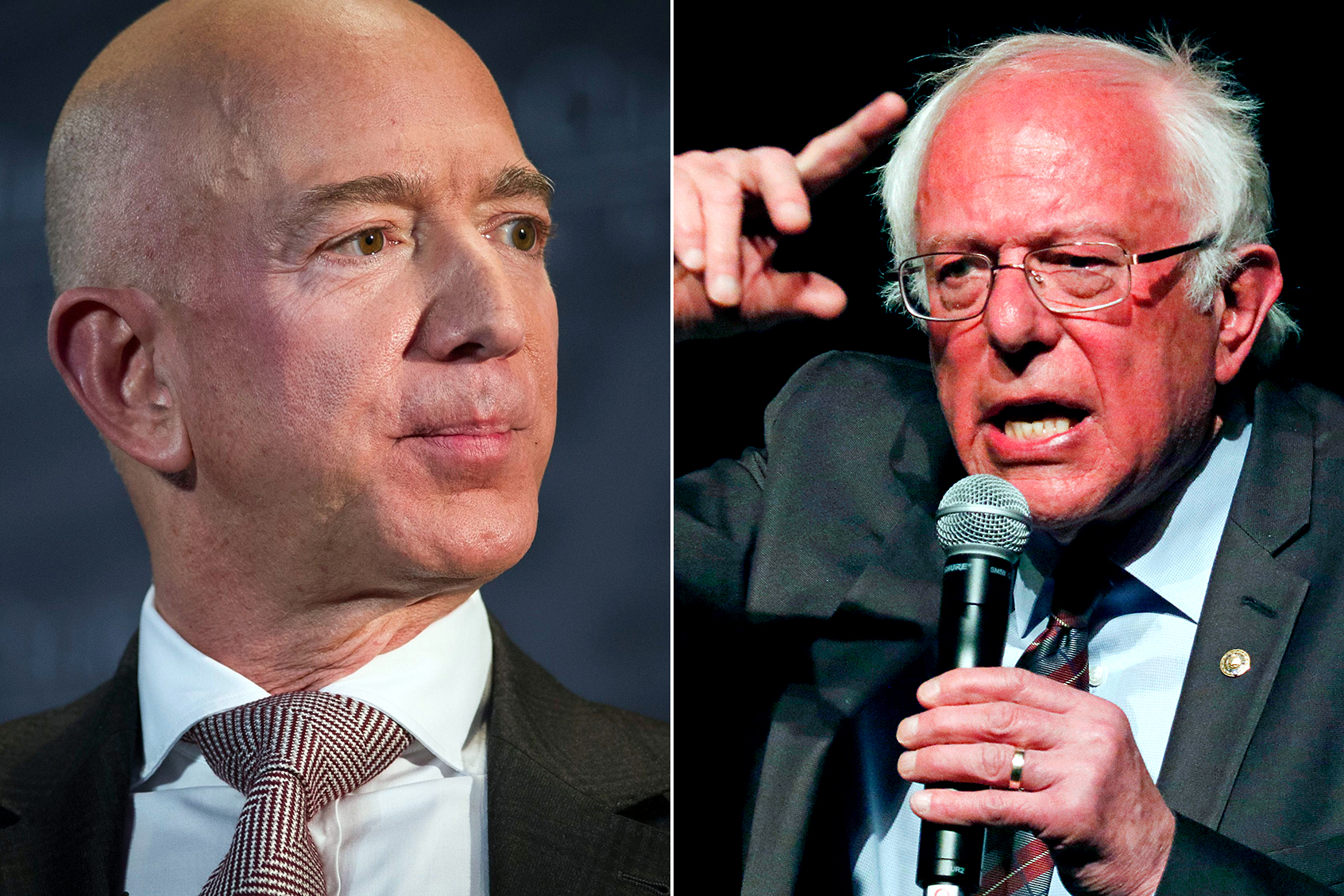 Bernie Sanders' Anti-Amazon Bill Is an Indictment of the Media, Too