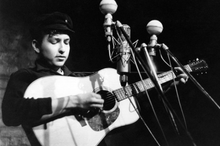 Bob Dylan Plotting Coffeehouse Years Collection for Future Bootleg Series