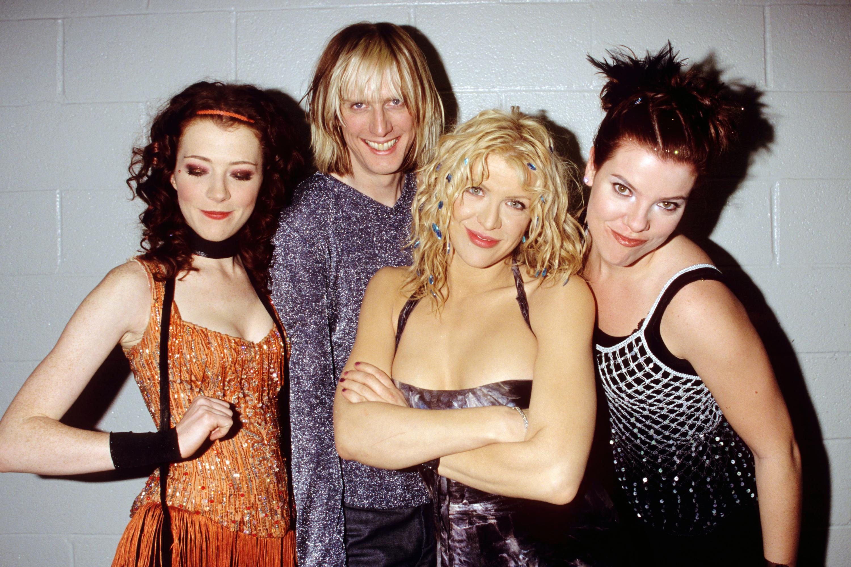 Celebrites Courtney Love
