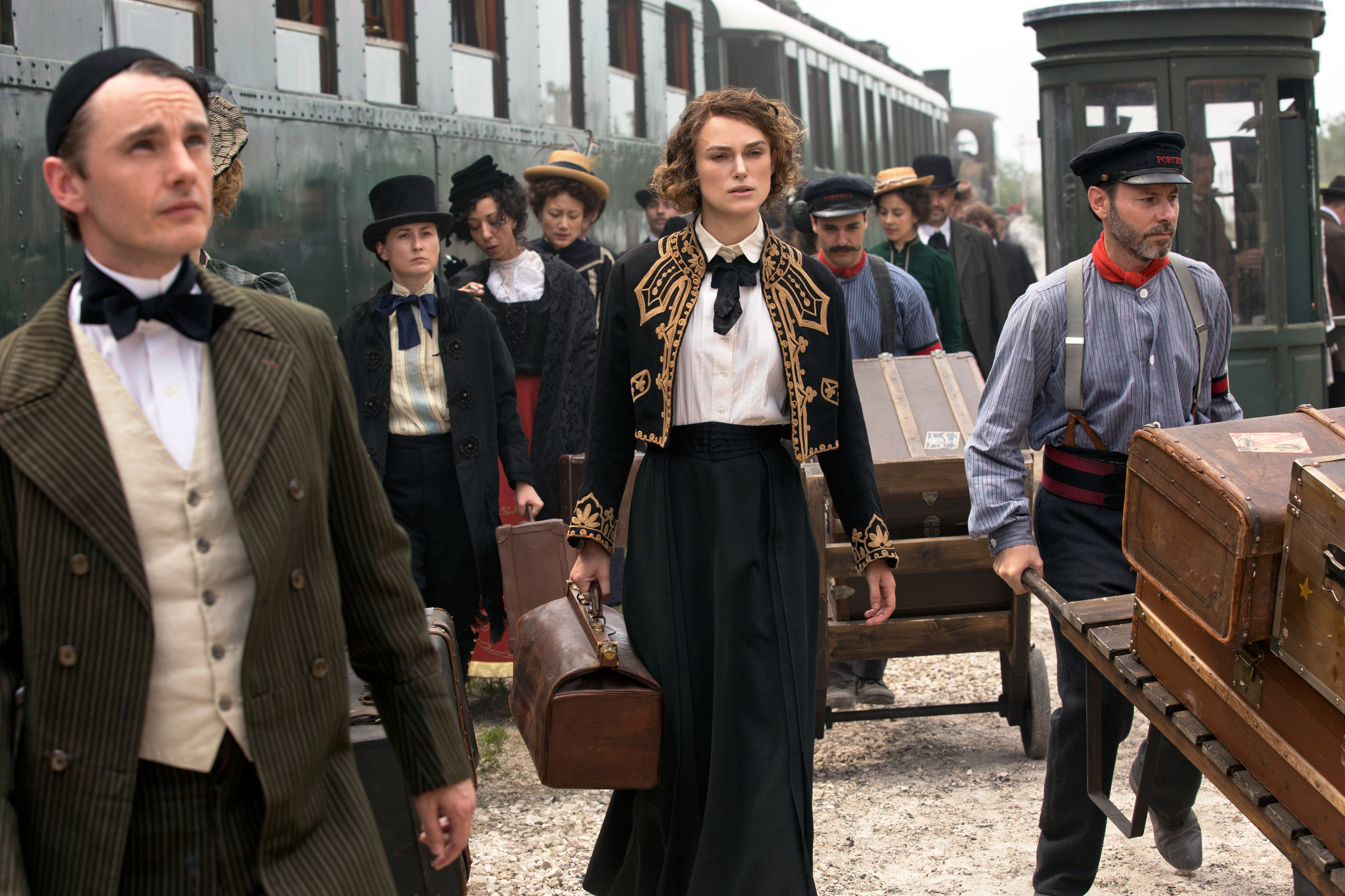 Colette Movie Starring Keira Knightley Review Rolling Stone
