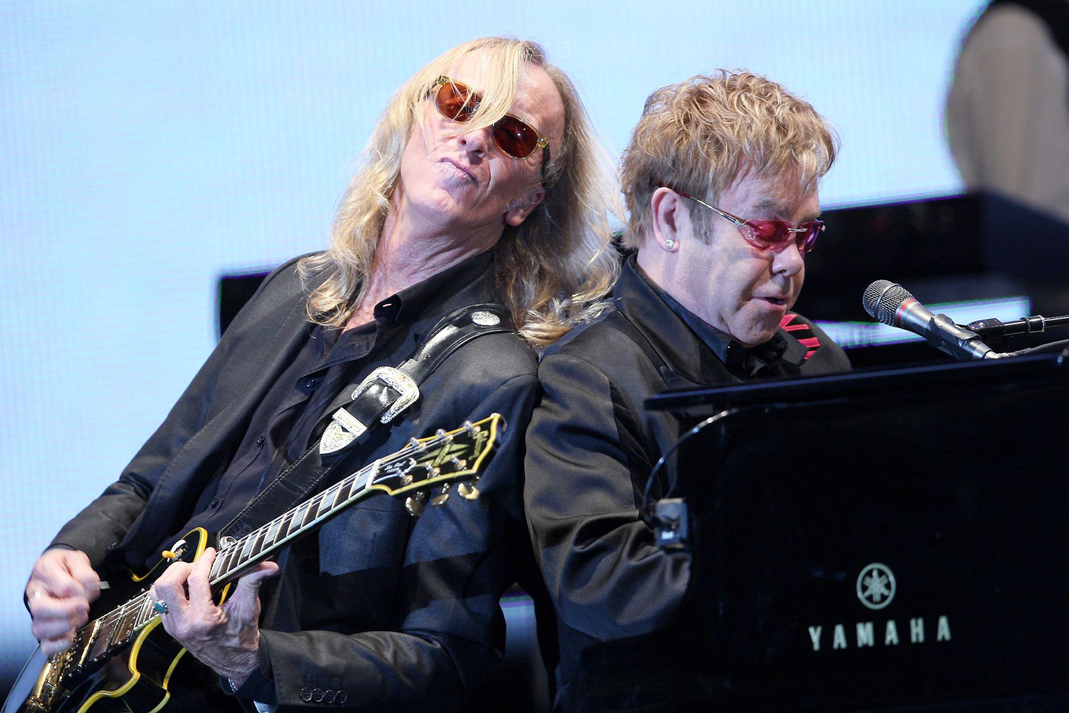 Elton John Guitarist Davey Johnstone on Their History, Final Tour - Rolling Stone