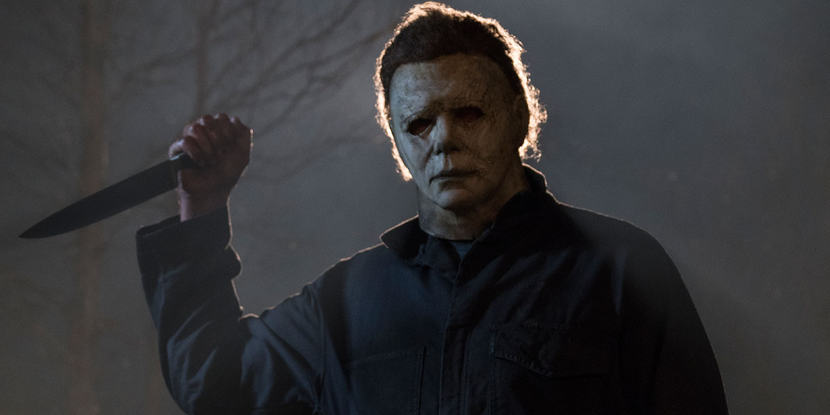 Image result for halloween 2018 movie scenes