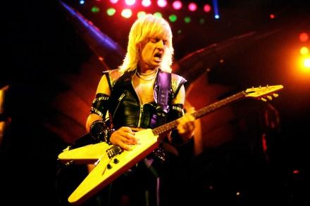 Ex–Judas Priest Guitarist K K  Downing on 'Heavy Duty' Memoir
