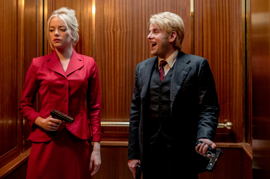 Emma Stone and Jonah Hill in Netflix's 'Maniac.'