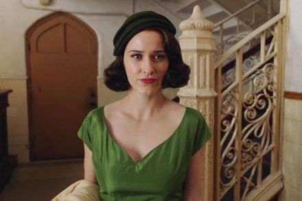 Amy Sherman-Palladino on 'Marvelous Mrs  Maisel' Amazon