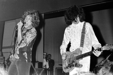 How Jimmy Page Formed Led Zeppelin Rolling Stone