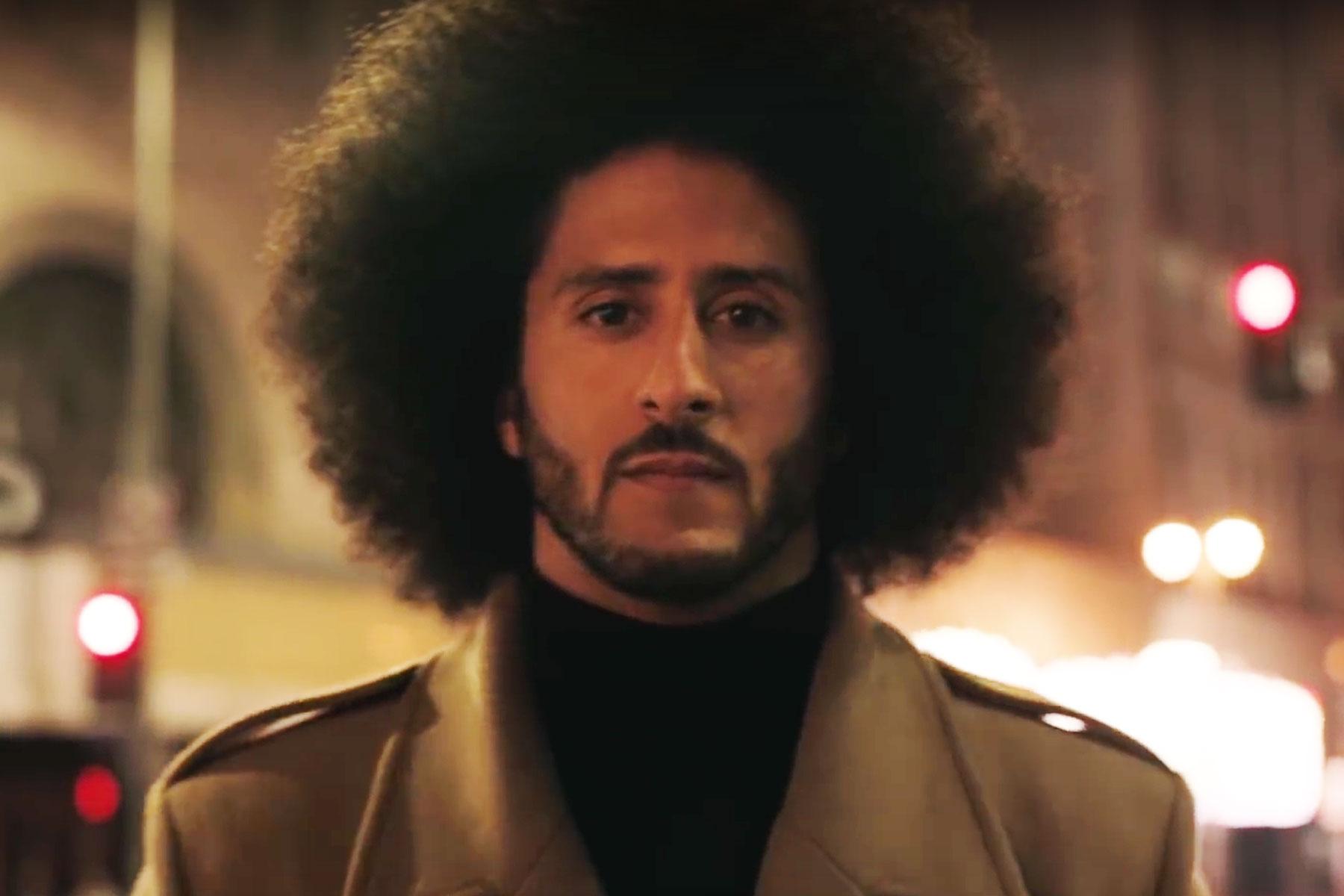 19b5d73b1014 Nike Unveils New Colin Kaepernick Ad