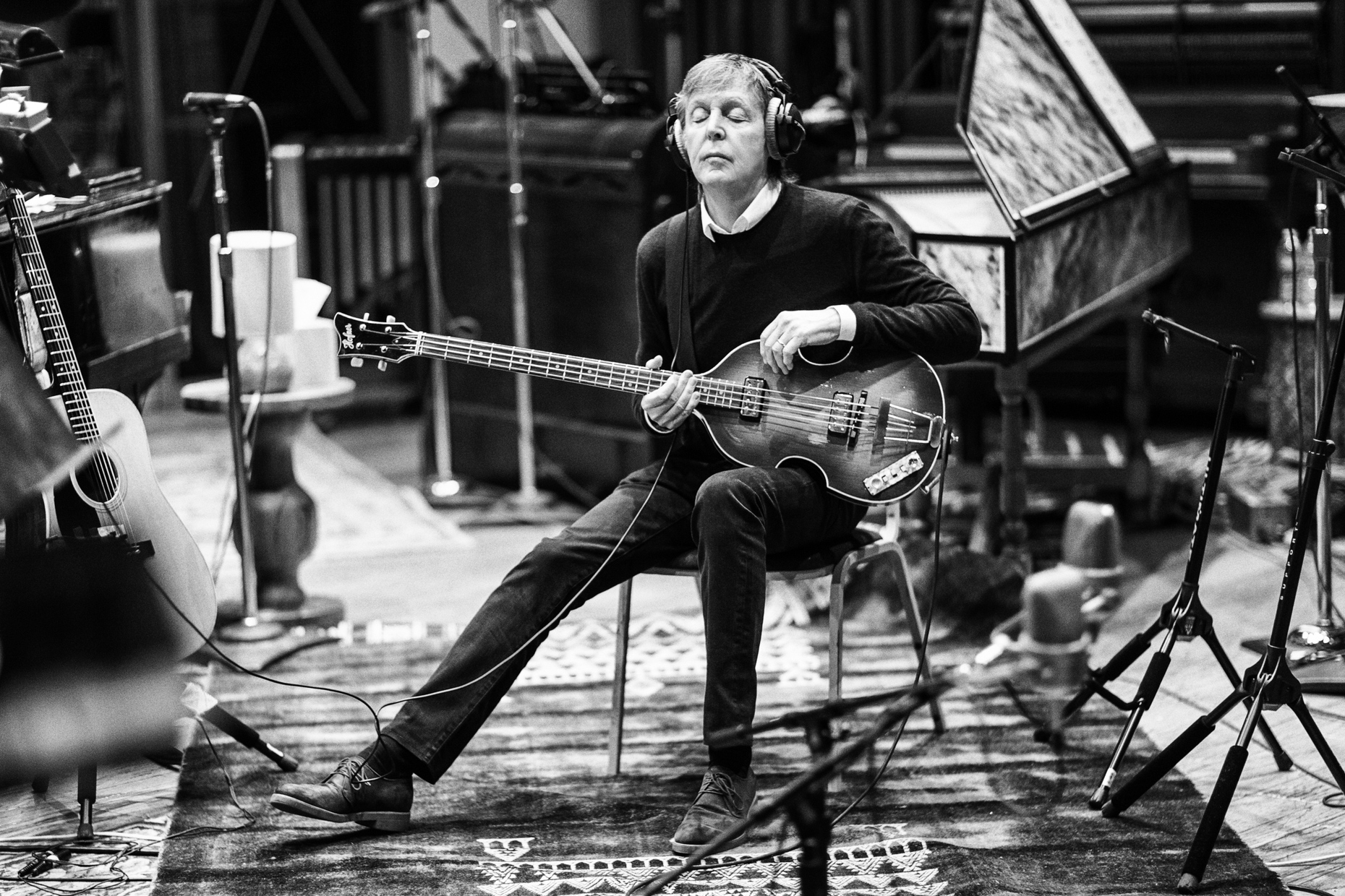 Review: Paul McCartney's Awesomely Eccentric 'Egypt Station