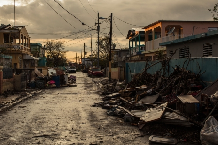 Image result for puerto rico hurricane maria damage