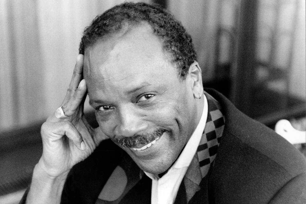 Quincy Delight Jones Jr. (born March 14 1933) is an American record producer, conductor, arranger, film composer, television producer and trumpeter. His career spans five decades in the entertainment industry and is an architect of much of popular culture that we know.