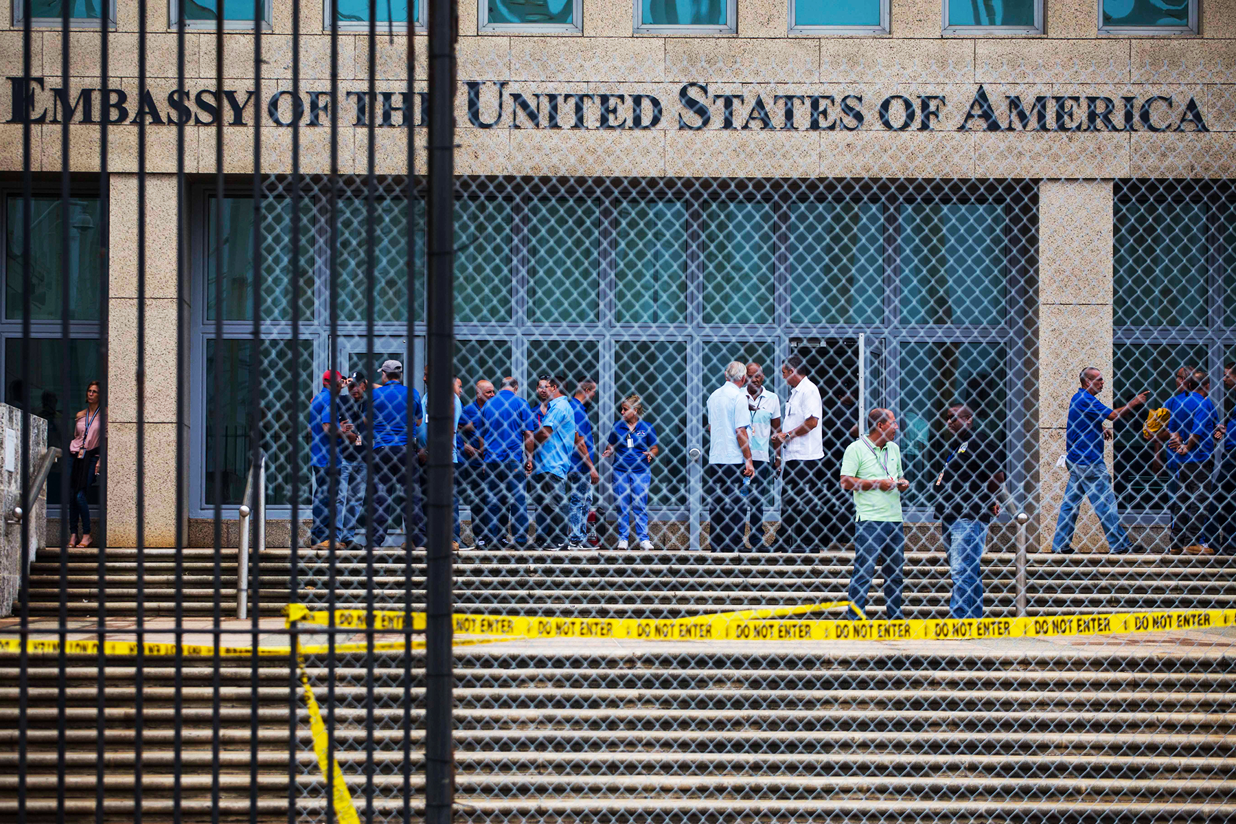 Who Is Behind the Mysterious Attacks on U.S. Workers in Cuba and China?