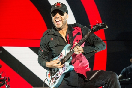 Hear Tom Morello's Politically Charged Cover of AC/DC's