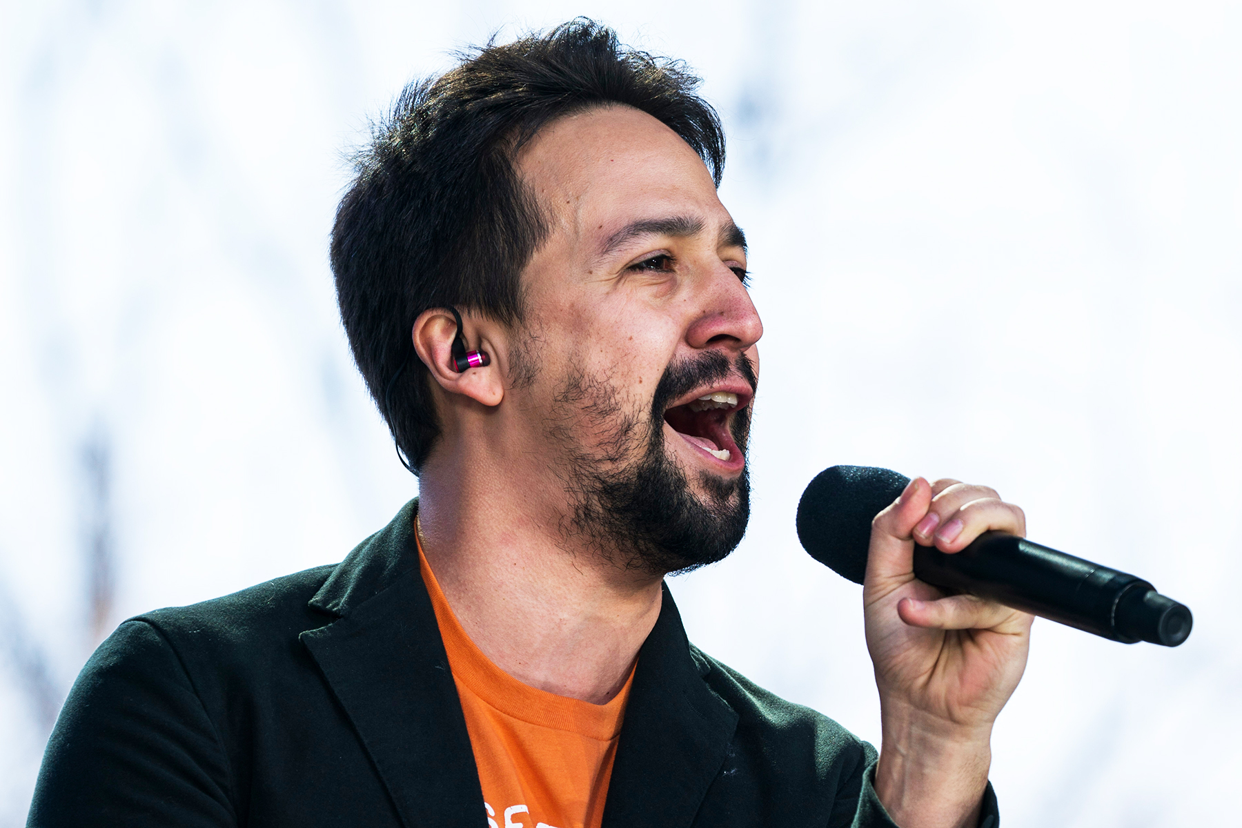 Hear Lin-Manuel Miranda Celebrate Puerto Rico on 'A