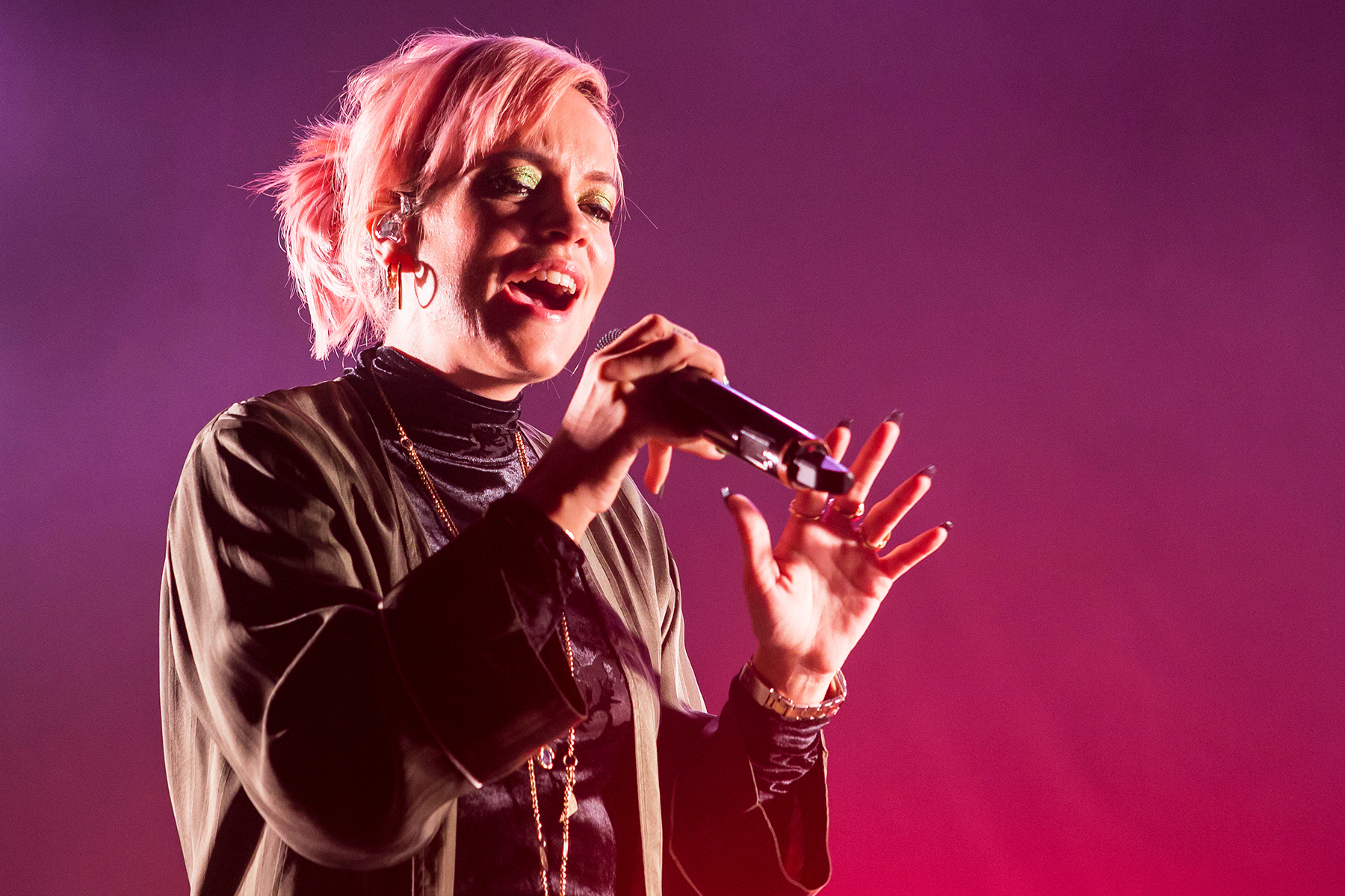 Hear Lily Allen's Soulful Cover of Tears for Fears' 'Mad World'