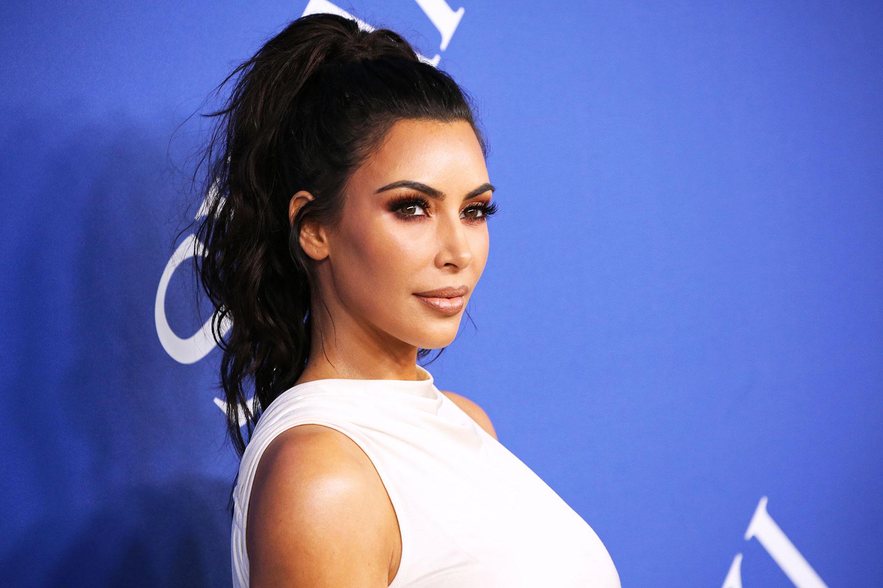 Young Kim Kardashian nude photos 2019