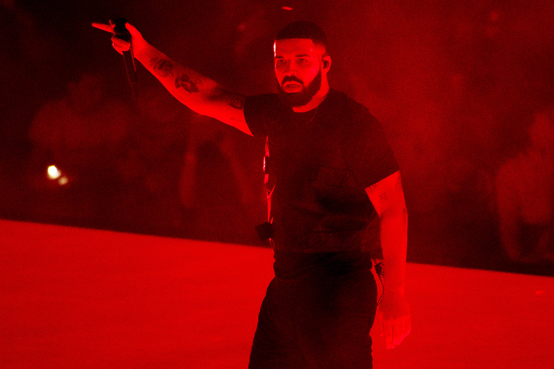 a26d196fbcf9 Drake Takes Another Shot at Kanye West on French Montana s  No Stylist