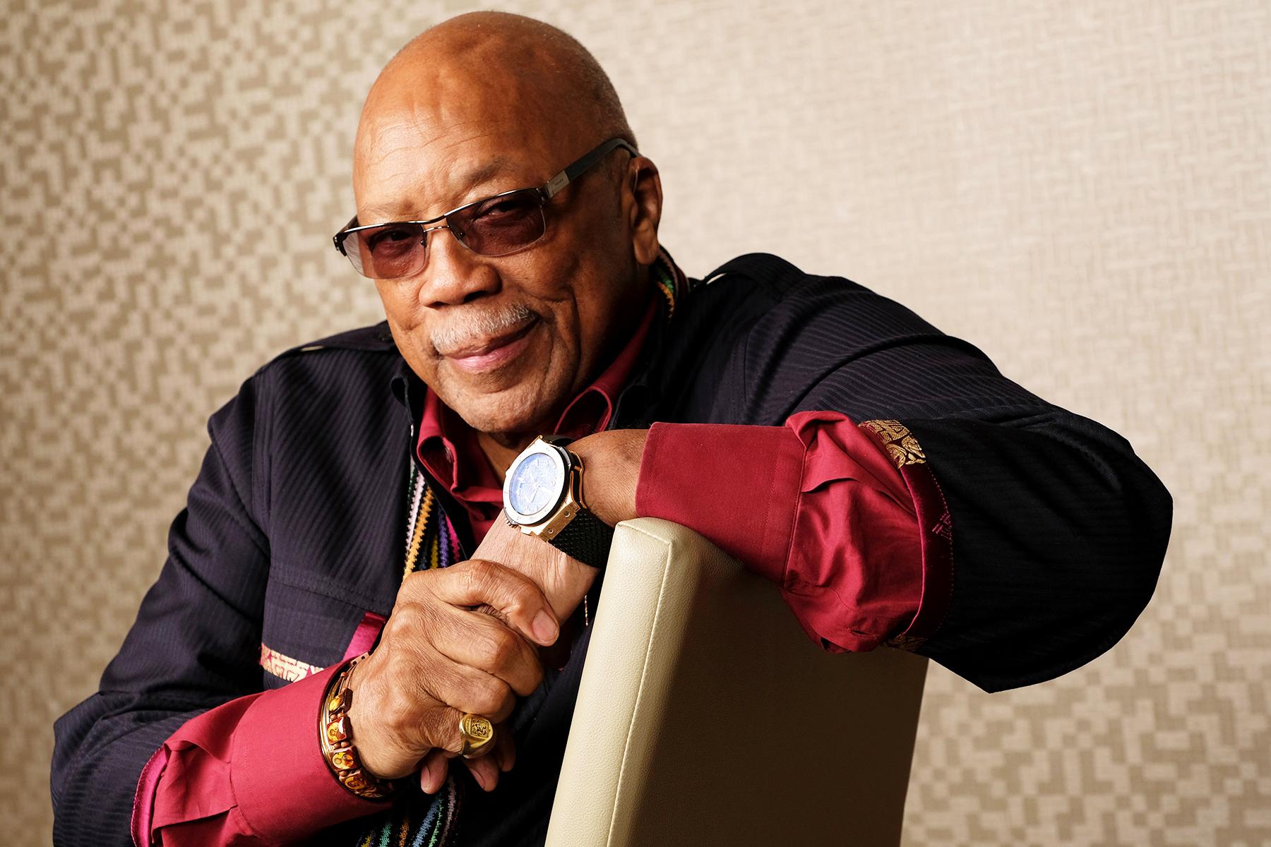 Quincy Jones documentary