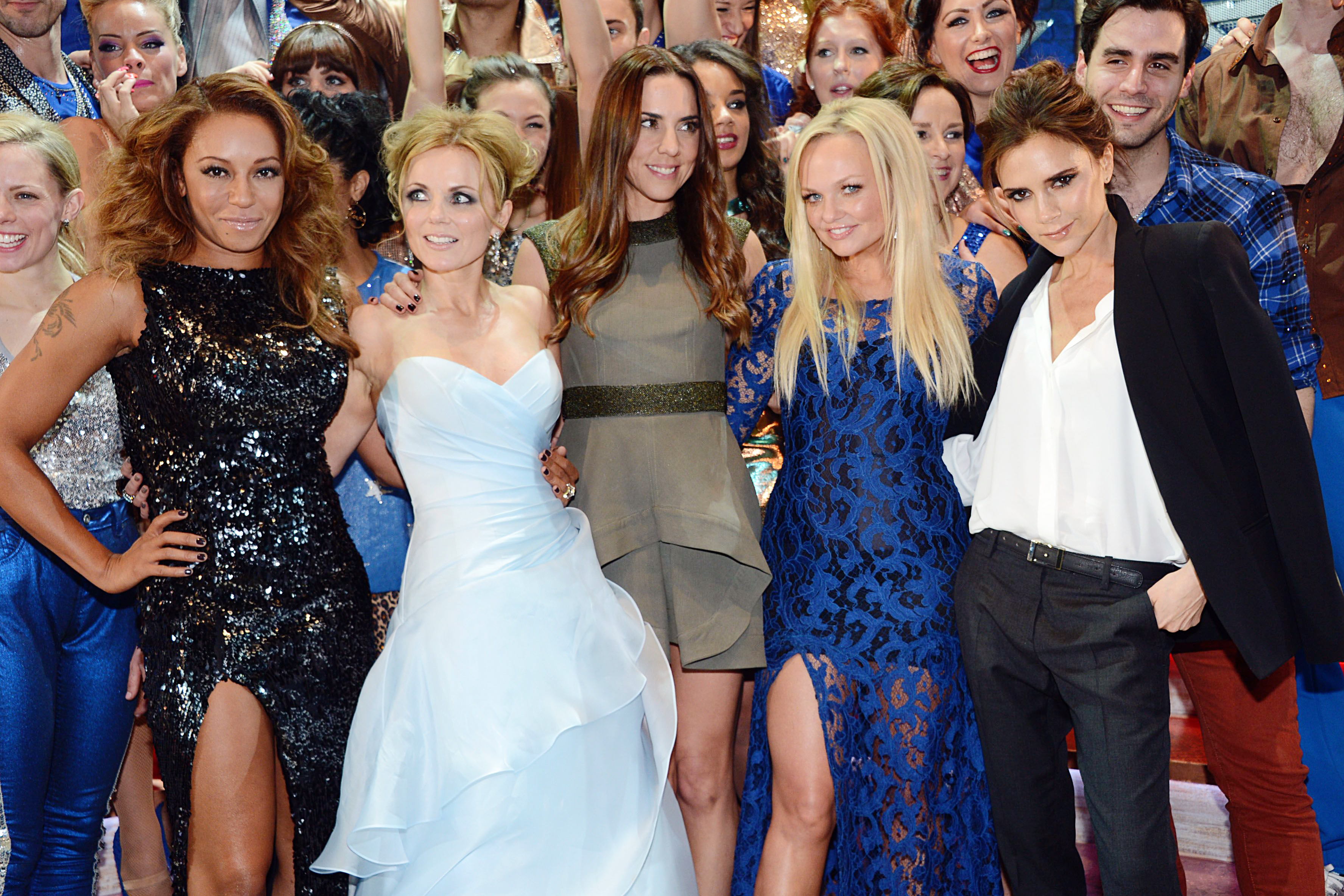 Mel B Spice Girls Will Tour Without Victoria Beckham Rolling Stone