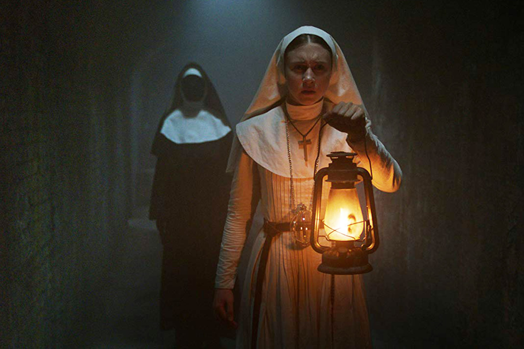 The Nun Review Conjuring Prequel Is An Unholy Mess Rolling Stone