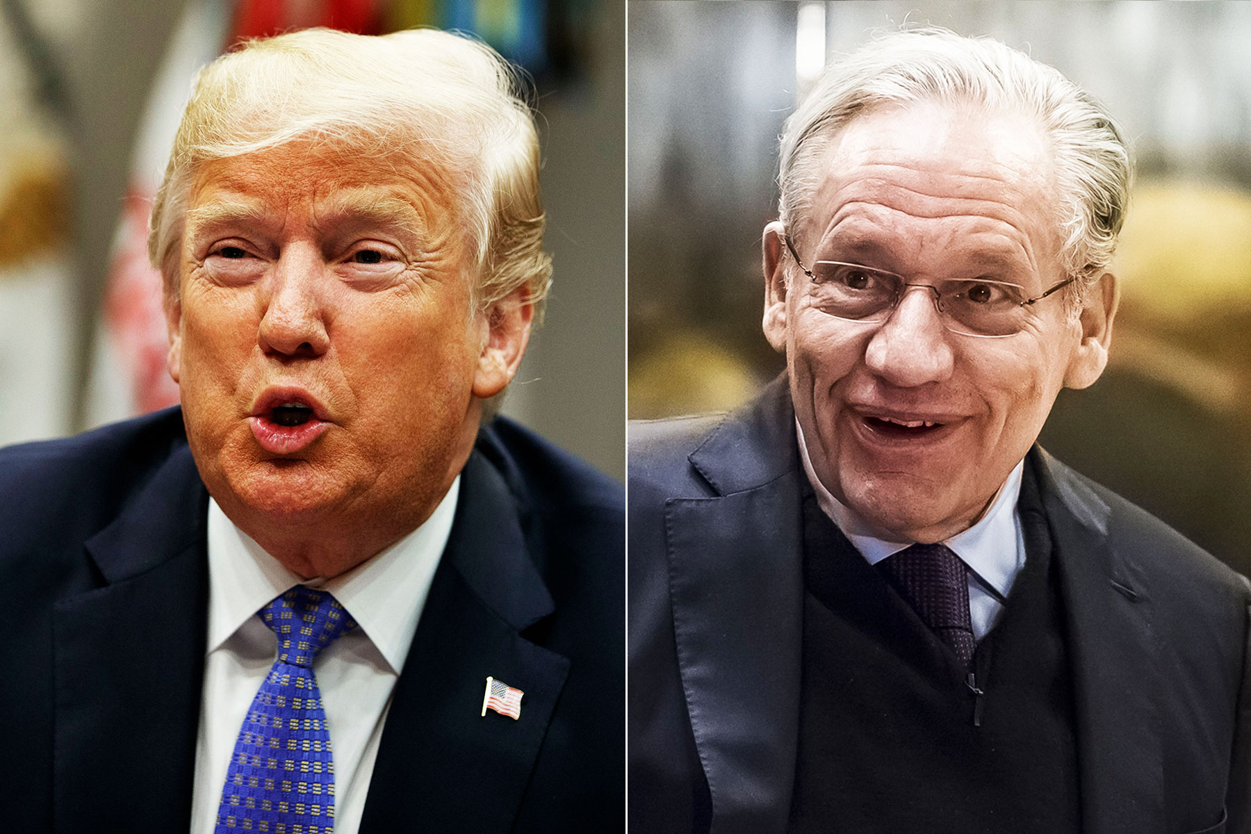 Bob Woodward's New Trump Book Sounds Both Damning and Frightening