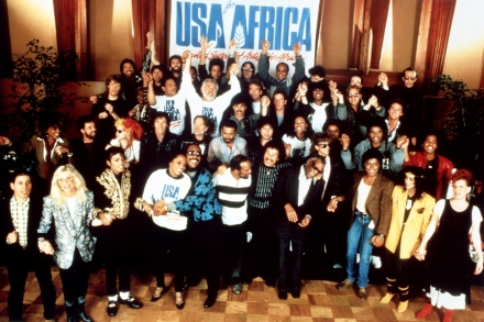 Songs for a Good Cause: Live Aid, Band Aid, We Are the World