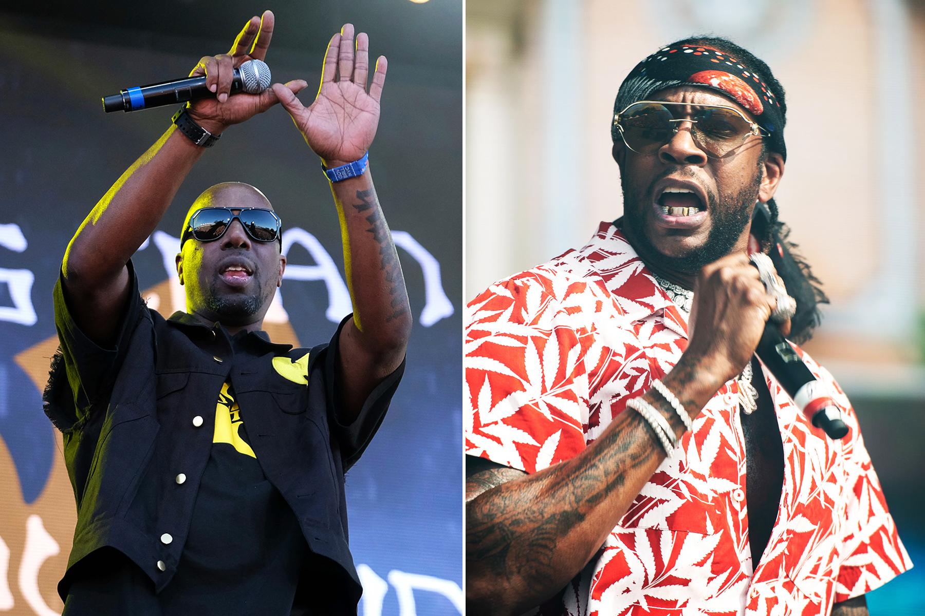 Wu-Tang Clan, 2 Chainz Release Joint Mixtape as 'Wu-Chainz'