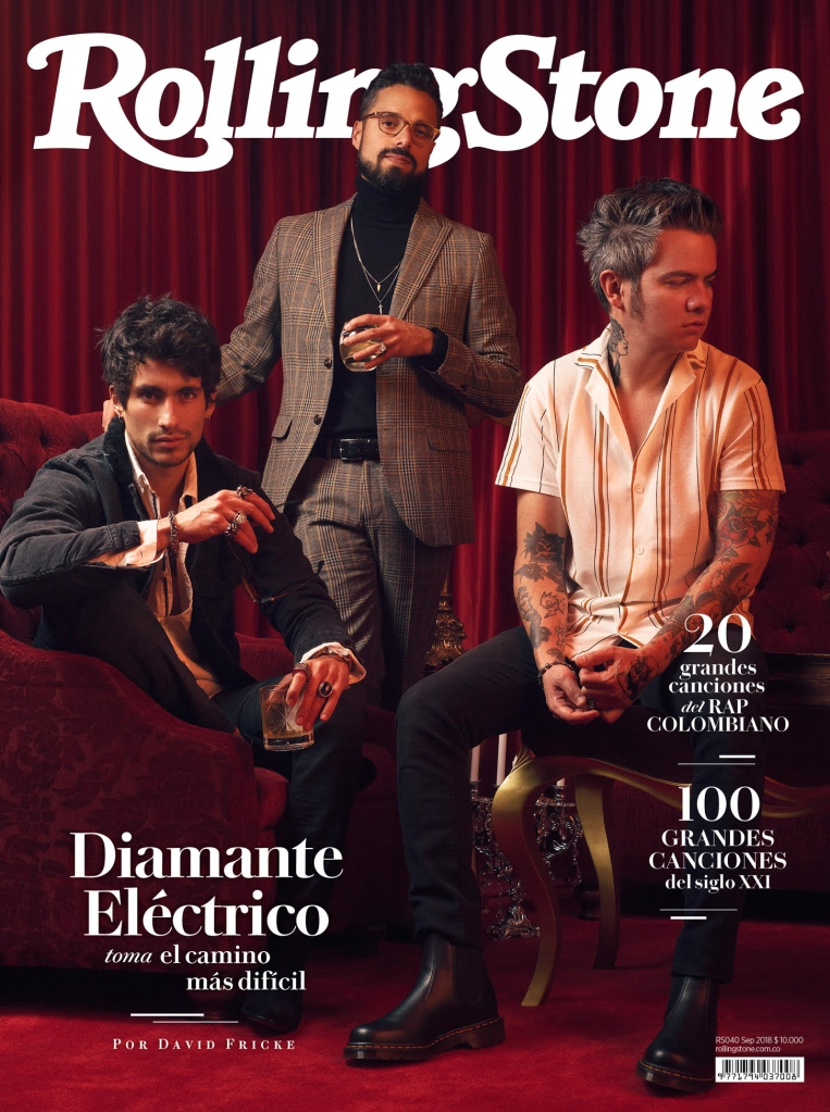 There Are Stripped Back Versions Of Songs From Diamantes Two Latin Grammy Winners For Best Rock Album 2015s B And 2016s La Gran Oscilacion The Great