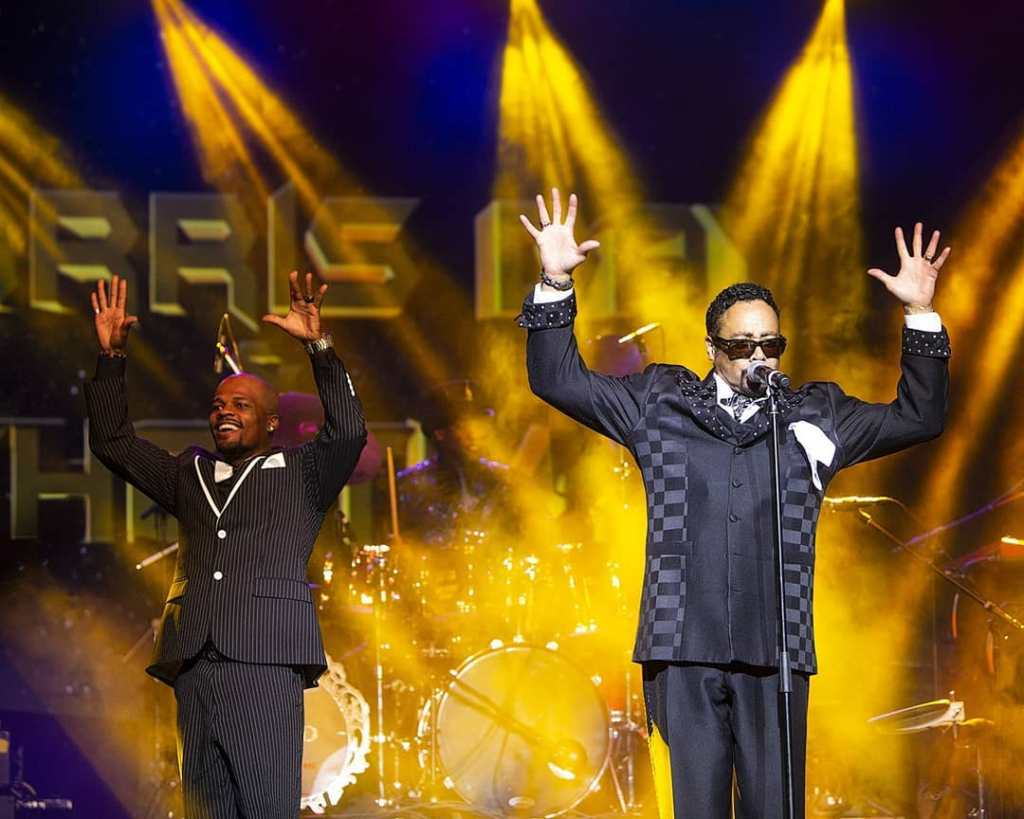 This dance ain't for everybody only the sexy people, Morris Day reminds the crowd – always and forever – during his Thursday night set at the MAD Amphitheater.