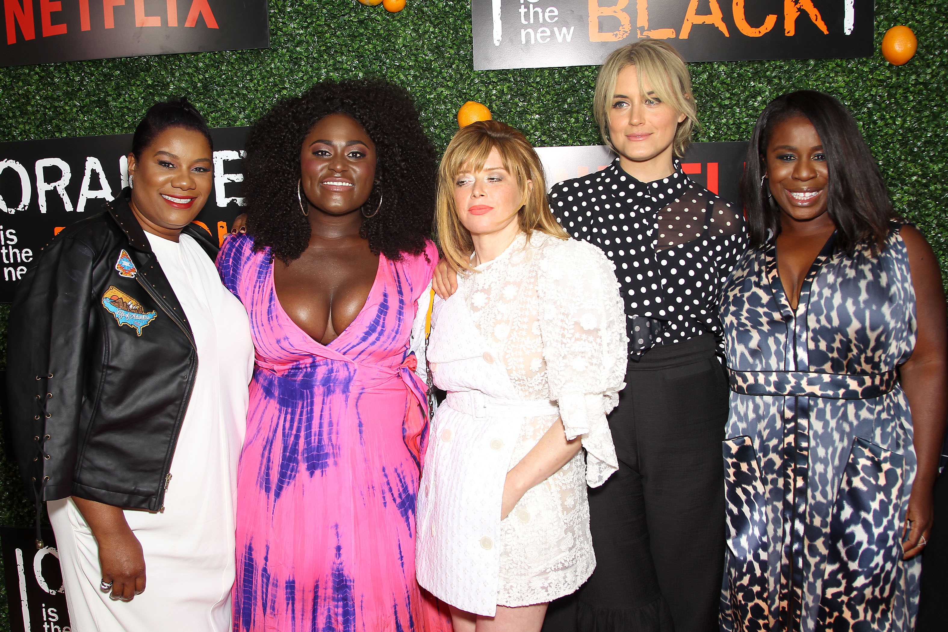 orange is the new black cast announces series will end with season