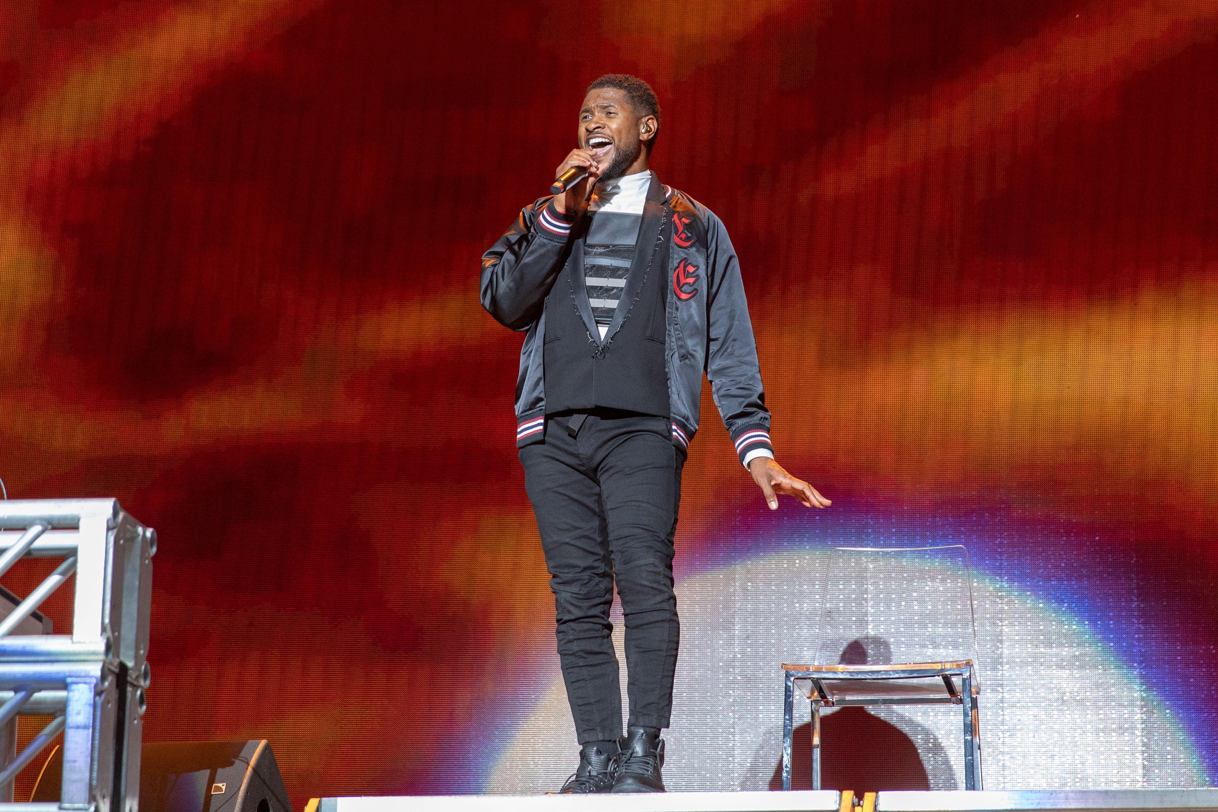 Hear Usher's Surprise New Album 'A'