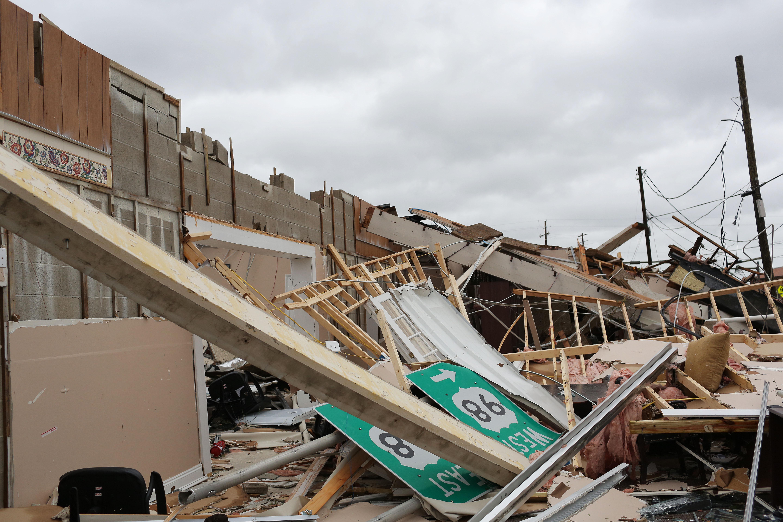 Devastating Footage: Hurricane Michael Makes Landfall in Florida