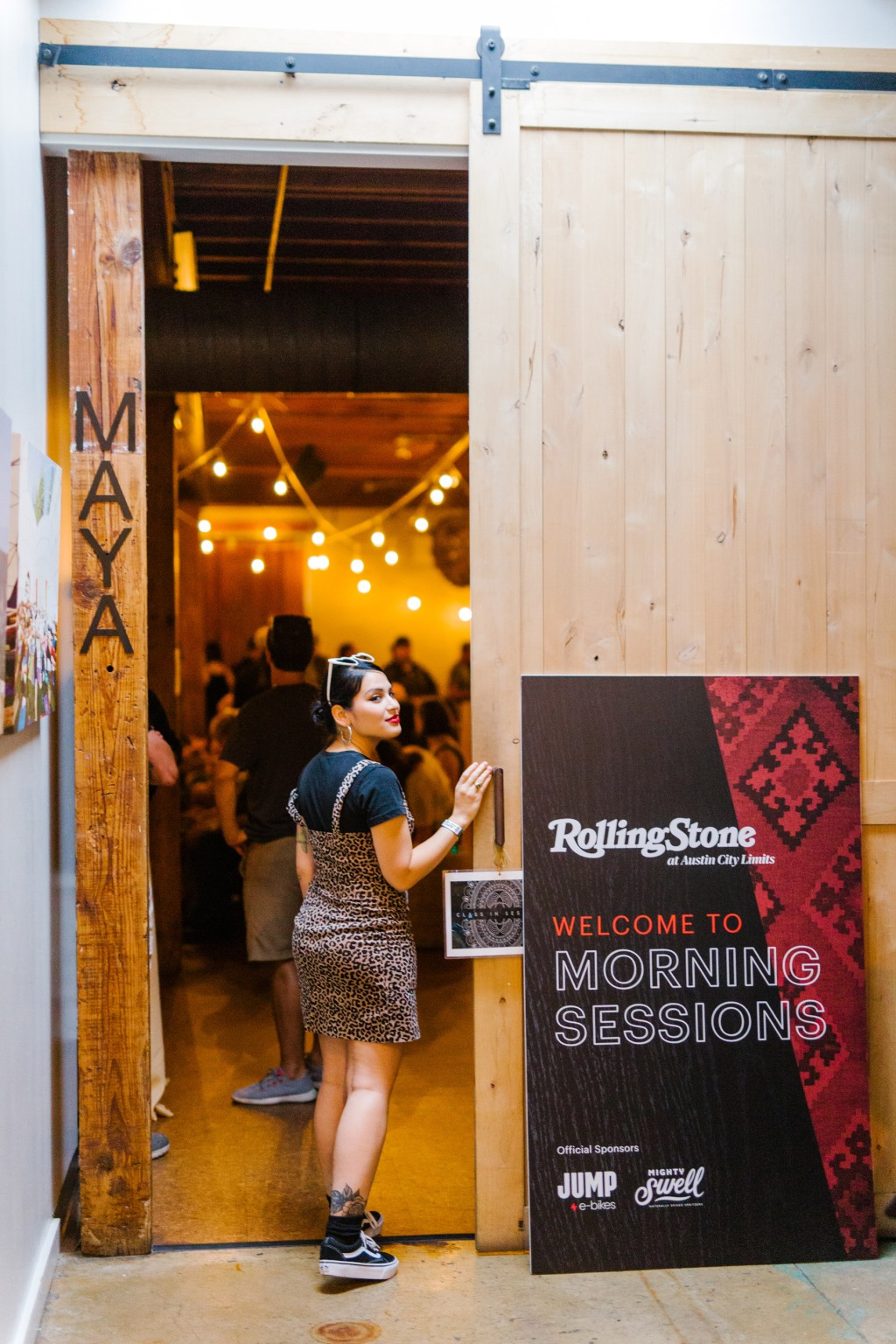 The Rolling Stone ACL 2018 Morning Sessions took place on October 6th at Wanderlust Yoga in the heart of Austin during the first weekend of the Austin City Limits festival.