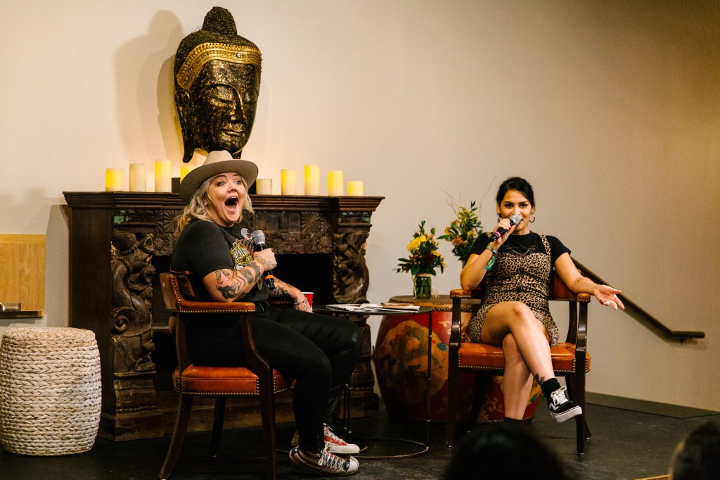 Elle King spoke with Rolling Stone music editor Suzy Exposito about her forthcoming album, Shake the Spirit, at the 2018 Rolling Stone ACL Morning Sessions.