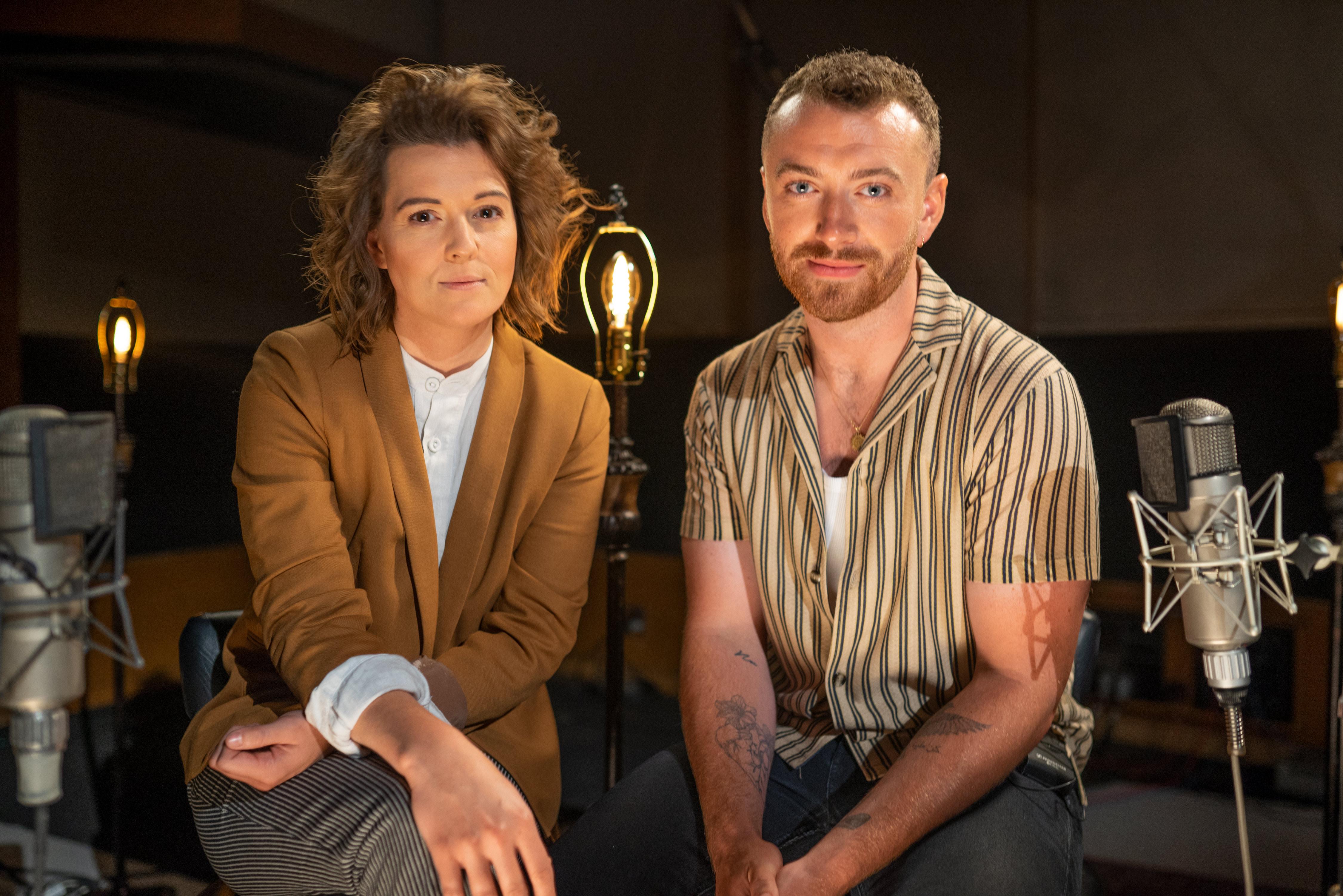 Brandi Carlile Enlists Sam Smith for 'Party of One' Duet