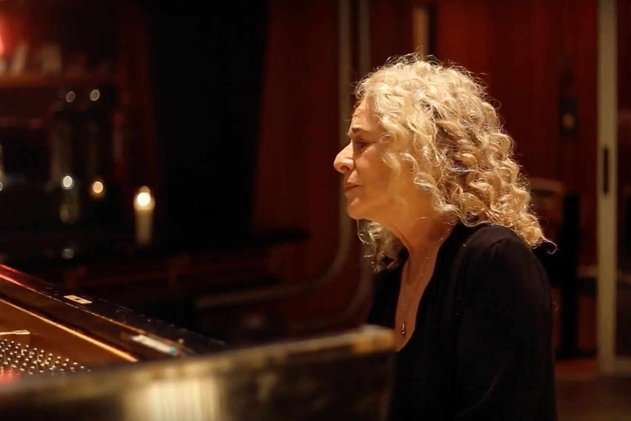 Carole King Gets Political On First New Song In Seven