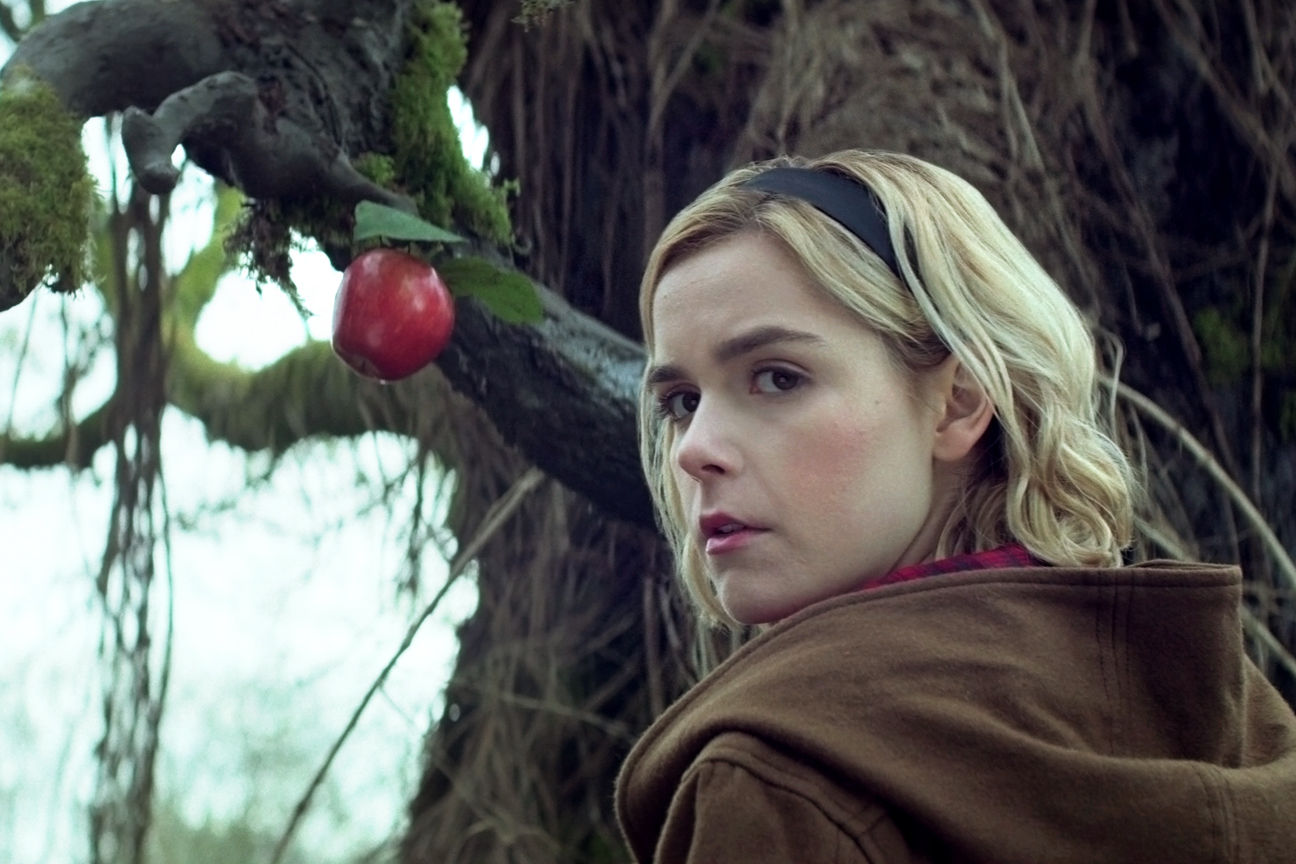 Chilling Adventures of Sabrina' Review: The Witch Is Back! – Rolling