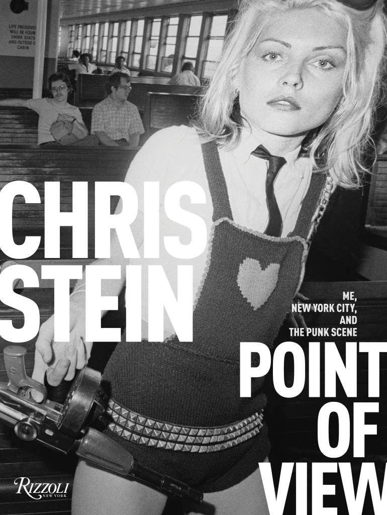 chris stein photograph point of view