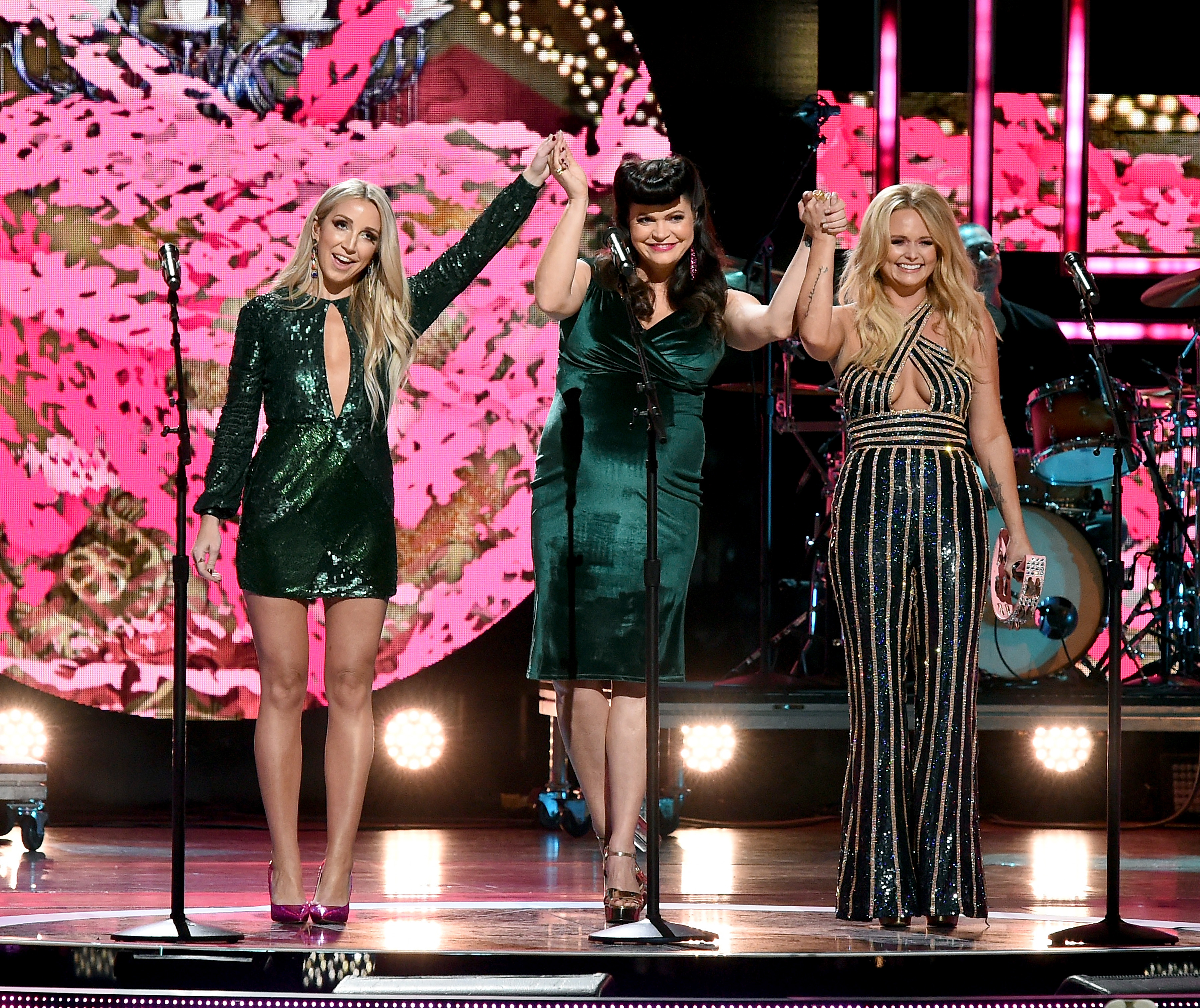 CMT Artists Of The Year: Miranda Lambert, Carrie Underwood
