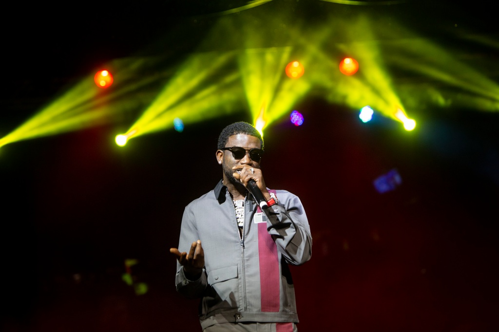 Gucci Mane closes out MusicFest 2018 with an intense late-night set in the Griffin Music Hall.