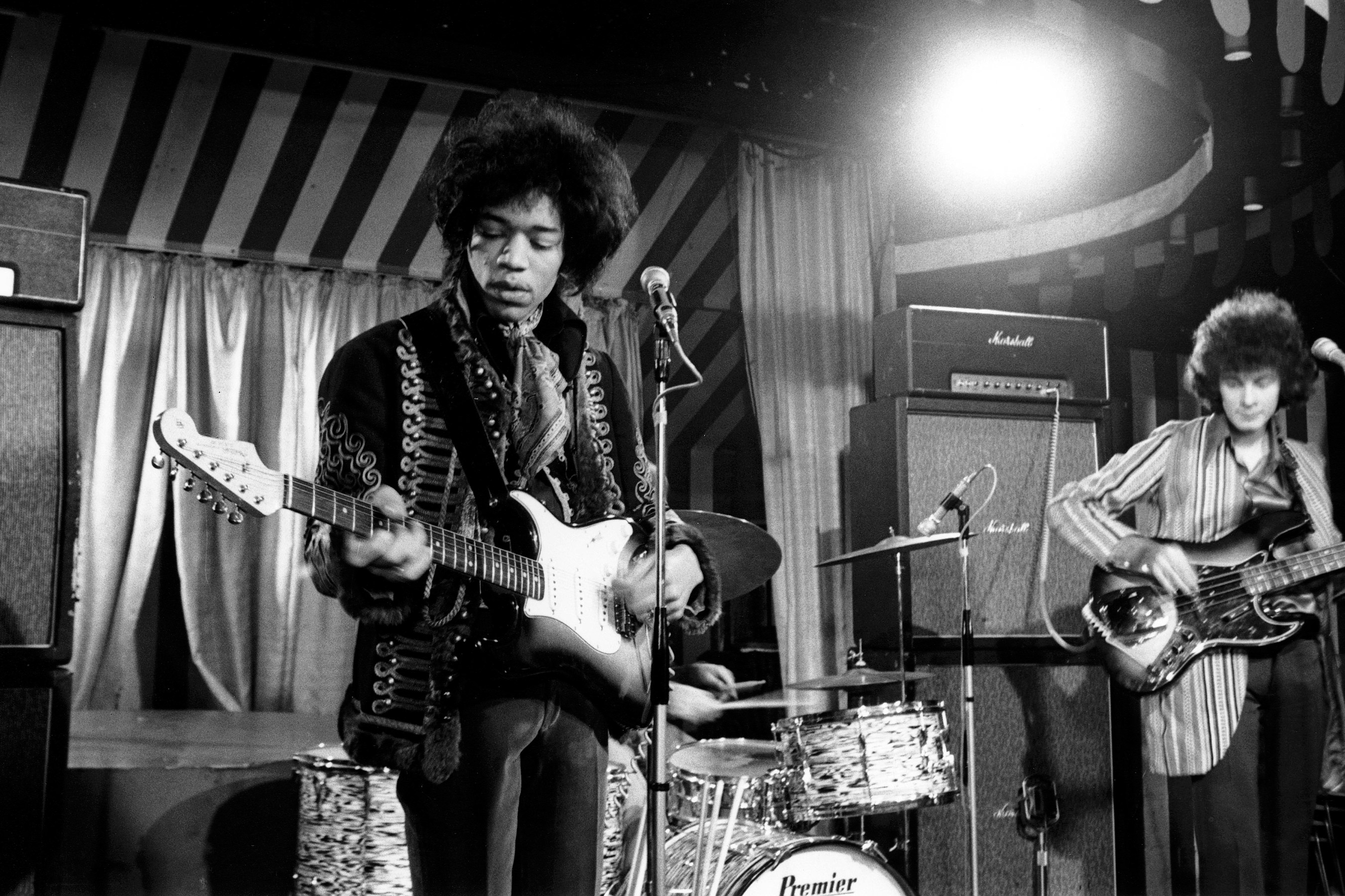 Collectibles The Hippest Rock In All The Land Jimi Hendrix Buy One Give One