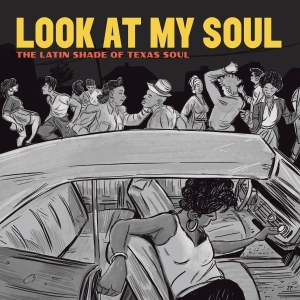 Look at My Soul Cover