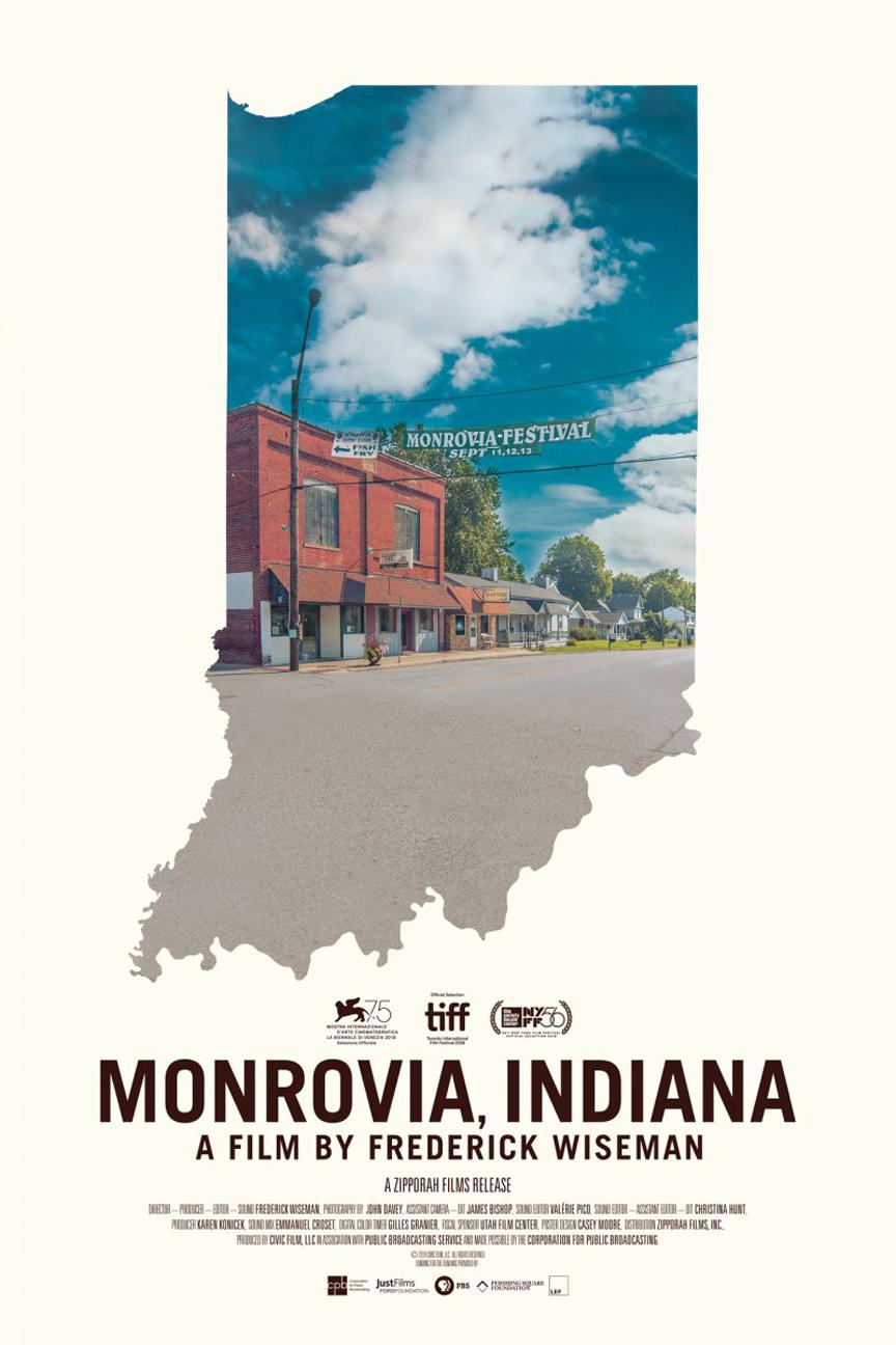 Monrovia, Indiana' Review: Small Town U S A , Frederick