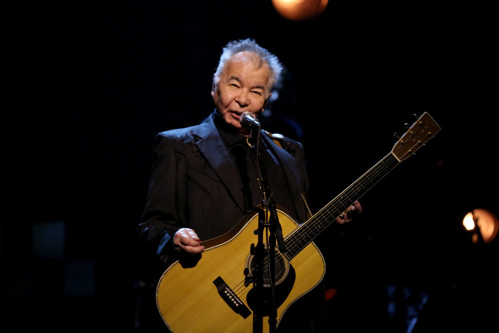 John Prine Sings \'When I Get to Heaven\' on \'Fallon\' – Rolling Stone