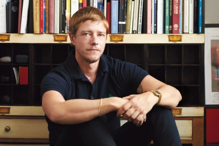Interpol's Paul Banks Shares Style Choices, Fashion