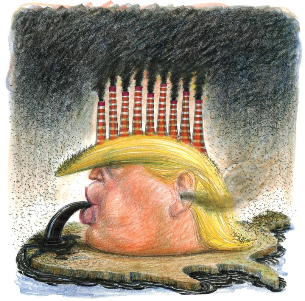 trump toxic legacy