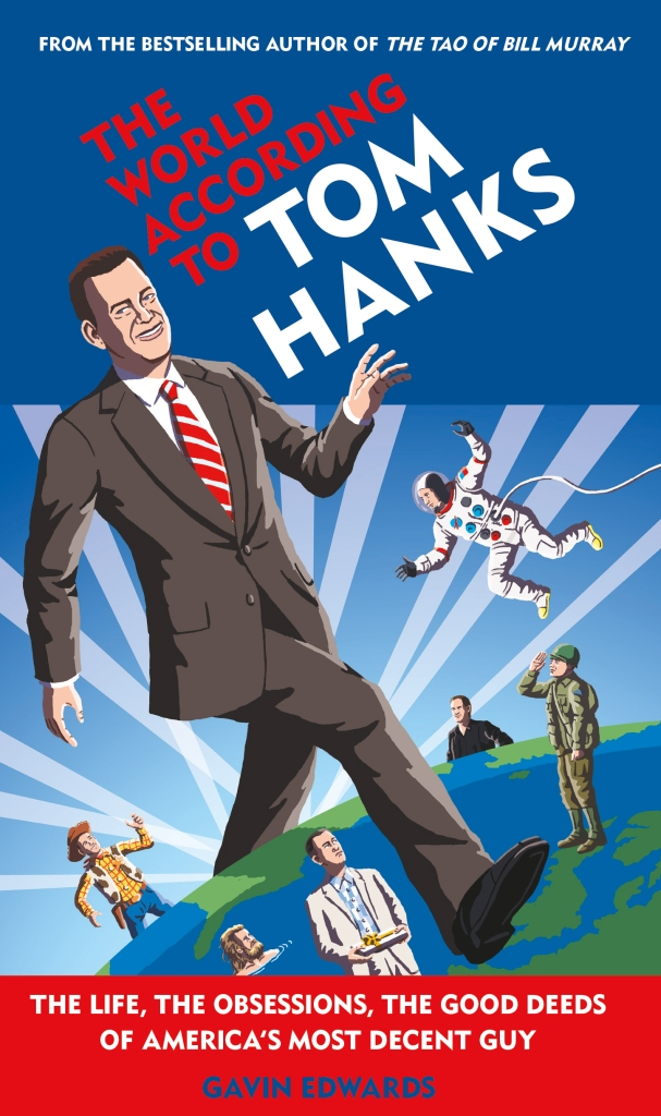 the world according to tom hanks book